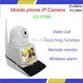 segurança baby monitor de vídeo sem fio da câmera ip