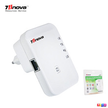 7INOVA Fashionable 300Mbps Wireless N 2.4 GHz WiFi Repeater Just $ 9.99