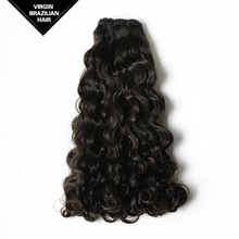Wholesale Stores Factory Price Nature Hair Nature Color 8-26 Inch Unprocessed Aliexpress Brazilian Hair Weft For Black Women