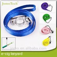 cheap easy taking e vapor lanyard ring, e cig o ring