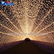 Colorful charming garden decoration/decoration light /led christmas light