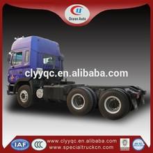 JAC truck tractors
