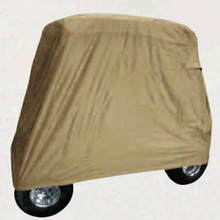 2 seat durable polyester golf cart cover