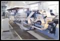 O homem- feito de fibra de linha de produção