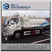 foton 4x2 4m3 5m3 6m3 water truck sprinckle truck