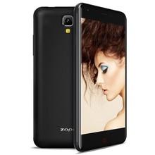 Original ZOPO 530 ZP530 MTK6732 Quad Core 4G FDD LTE Android 4.4 Mobile Phone 1GB RAM 8GB ROM 8.0MP 5.0'' IPS Screen GPS