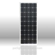 Sunpower solar cell 100 watt yingli solar panel for home system price