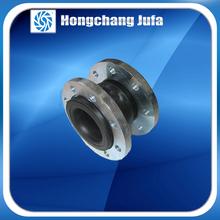 Acid-resisting single spheroid JGD flange rubber joints