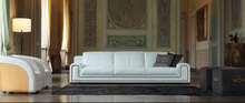 turkish latest sofa design bedroom furniture leather chaise lounge SF6102