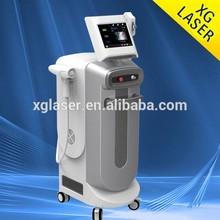 3 in1 E-light+RF+Laser+IPL tattoo removal&depilation machine