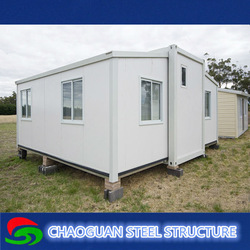 Prefabricated container house, Low cost Container Office and hotel