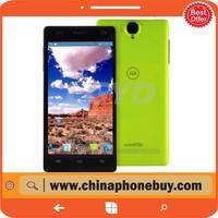 Xiaocai X9+ 4GB, 5.0 inch 3G Android 4.2.1 Smart Phone, MTK6582 Quad Core 1.3GHz, RAM: 1GB, Dual SIM, WCDMA & GSM etc.