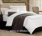 100% Cotton New Design Hotel/Home White Duvet Cover