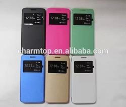 PU Leather Flip Case For Samsung Galaxy A3