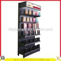 High quality metal display rack,supermarket Equipment, department store shelving, HYX-06