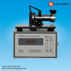 CH338 Digital Torque Tester Measuring Lamp Cap Torque Force with High Accuracy and Easy Operate