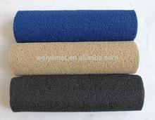 Anti UV and Non slip waterproof PVC Coil heavy duty carpet