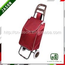 folding luggage cart nylon travel bag organizer