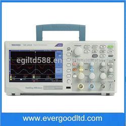 "50Mhz Bandwidth 1Gs/s Sample Rate Dual Channel 7"" High-resolution WVGA Display Tektronix TBS1052B Digital Oscilloscope"