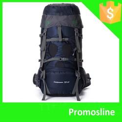 Hot Sale Custom outdoor waterproof camping backpack 60l