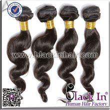 Wholesale Brazilian 100% Loose wave brazilian hair imported