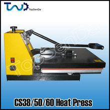 Economic clam shell t shirt heat transfer printing machine cheap prices
