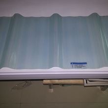 Fiberglass roofing sheet skylight frp panel