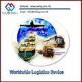 logística de flete marítimo de guangzhou a muscat