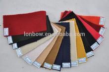 melton viscose cotton blend fabric faux fur color