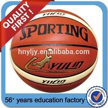 Top Quality High Moisture 8 panel Laminated Basketball