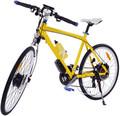 250w/36v/al liga bicicleta elétrica com bateria escondida na china