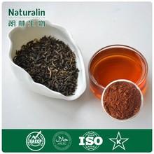 100% water soluble instant black tea leaf powder for beverage