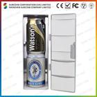 900ml Mini Fridge 5V or 12V highcoke-cola fridge usb portable cool small van