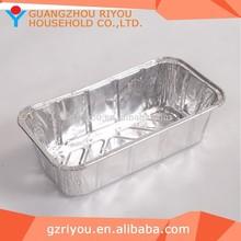 Guangzhou High Quality Wholesale Aluminium Foil Tray For BBQ