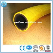 High pressure flexible/soft air/oxygen compressor rubber hose/pipe