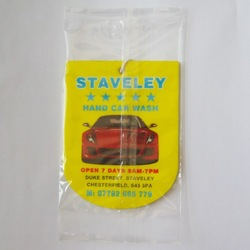 Strong Perfume Absorbent Paper Car Air Freshener