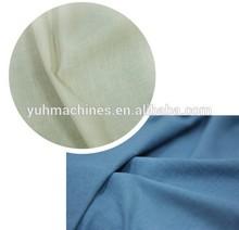 high quality garment materials organic linen fabric