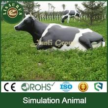 Lisaurus-D Theme Park artificial decoration artificial cow