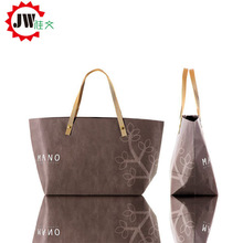 High quality new style branded wholesale decorative christmas paper bag shopping gift paper bag