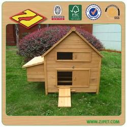 wooden chicken breeding coop cage DXH001