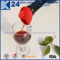 conveniente personalizado cortiça garrafa de vinho rolhas