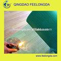 Resistente al fuego y de posicionamiento sintético estuco de malla de fibra
