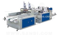 400mm width Automatic T-shirt Bag Making Machine