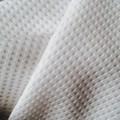 2015 caliente de la venta de poliéster de malla a cuadros uniforme textil