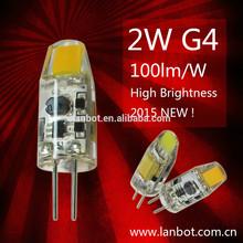 2 Watt G4 led with 3 years warranty