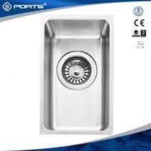 With SGS Certification factory supply similar franke round cheap kitchen stainless steel sink
