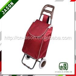 folding luggage cart hotsell wood mini folding shopping trolley