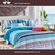 100% microfiber disperse printting beautiful bed sheet