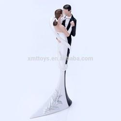 Resin figure & Resin sculpture for wedding