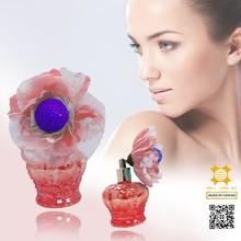 Estilo europeo victoria de la historia de la flor de la corona de la decoración botella